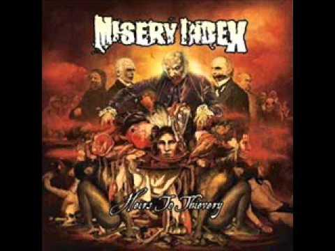 Misery Index - Embracing Extinction