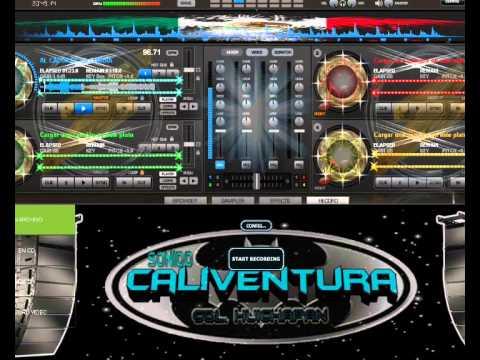 skins para virtual dj SONIDO CALIVENTURA