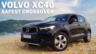 Review: 2019 Volvo XC40 T5 AWD Momentum | Interior & Exterior Walkaround, Test Drive