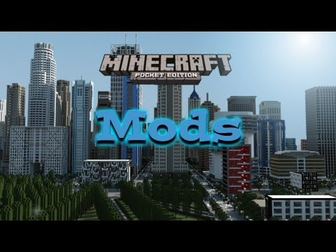 How To Install Mods For Minecraft PE!