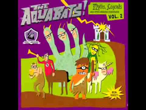 Aquabats - I Fell Asleep On My Arm