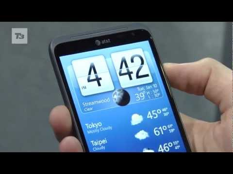 HTC Titan 2 review with Windows Phone; 4G, 4.7-inch screen and 16-megapixel camera