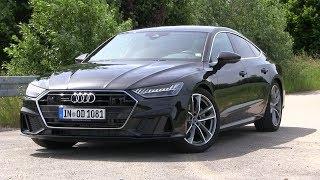 2019 Audi A7 45 TFSI 2.0 Quattro (245 HP) TEST DRIVE