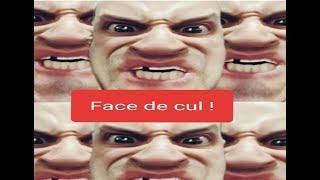 Parodie - Poker Face (Lady Gaga) - Face de cul !