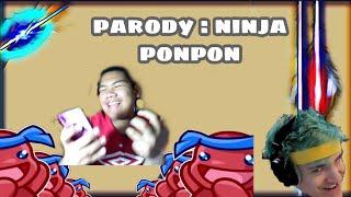 Pon Pon Ninja Parody Malaysia