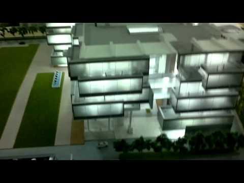 Heinz Alexandria Bangalore Scale 1 200 Architectural Model Maker India