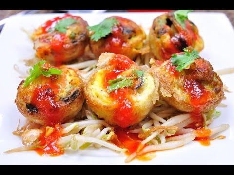 หอยทอดครก Mini Fried Mussels in Batter