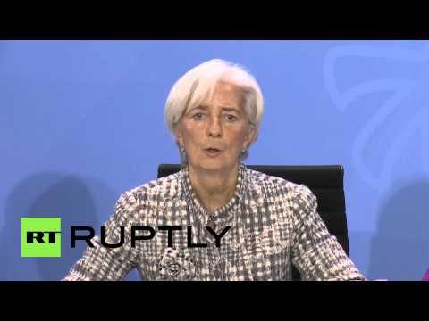 Germany: IMF chief confirms $17.5 billion loan to Ukraine