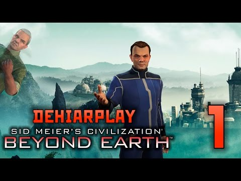Воздвигаем Славянскую Федерацию в Civilization: Beyond Earth - 1 серия