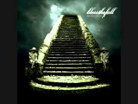 Blessthefall - Purple dog