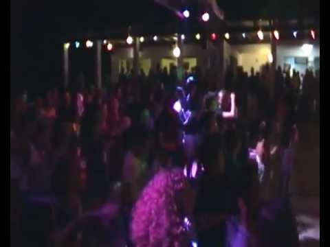 Spiaggia Lunga Settimo Cielo – Agosto 2012 – Serata balli di gruppo animazione