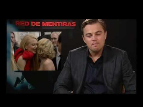 entrevista de leonardo dicaprio:
