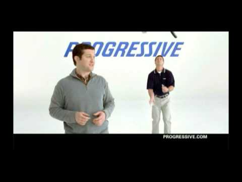 Mad Chad Taylor insurance commercial