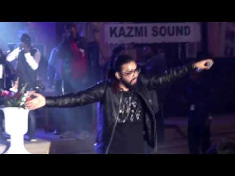 A special song by Sachet Tandon at Lucknow Mahotsav 2016