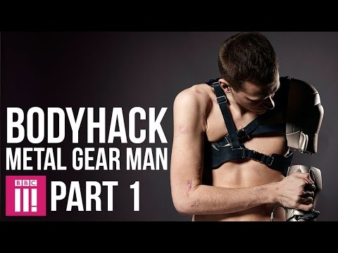 Bodyhack | Metal Gear Man - PART 1