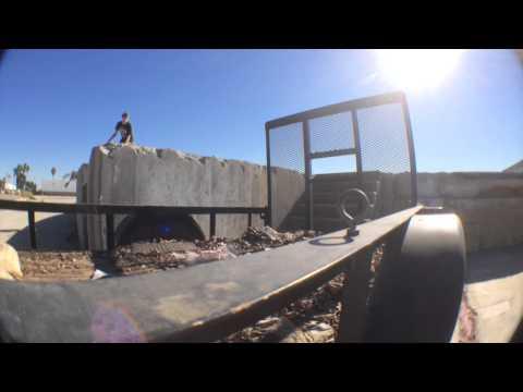 Local DIY spot mini iPhone montage - Roll Dawgs Zine