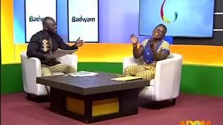 Badwam Newspaper Review on Adom TV (22-3-18)