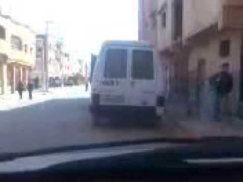 maroc police khenifra choha