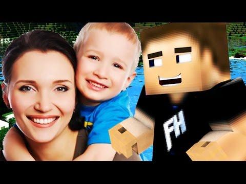 NOOB wants SKIN PACKS MOM SAYS... Minecraft Trolling