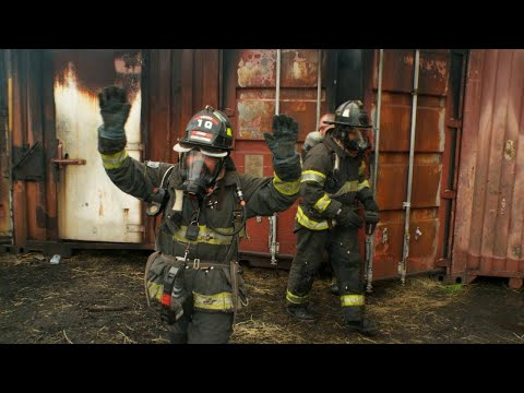 Download See Rach Suit Up + Enter a Burning Building During a Live Fire Challenge Mp4 baru
