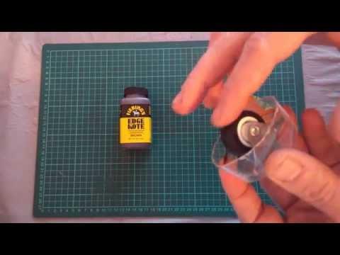 Как сделать краску для кожи