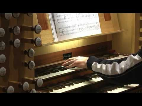 Alexandre Guilmant - Marche Triomphale on Goll organ Music Videos