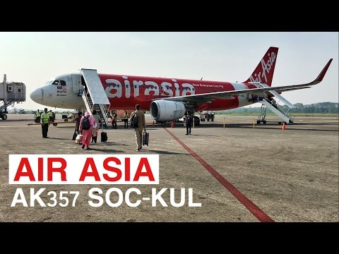 AIR ASIA | LAST FLIGHT EXPERIENCE SOLO TO KUALA LUMPUR