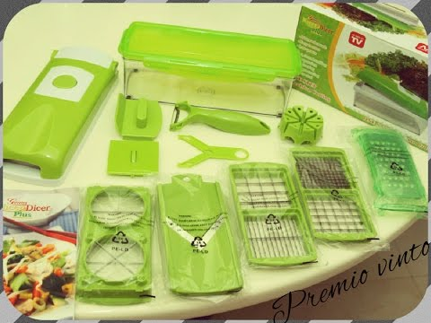 Review Genius - Nicer Dicer