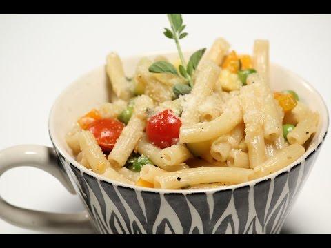 One Pot Pasta | Sanjeev Kapoor Khazana