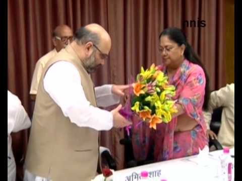 Bjp National Council To Meet, Approve Amit Shah As Bjp Chief