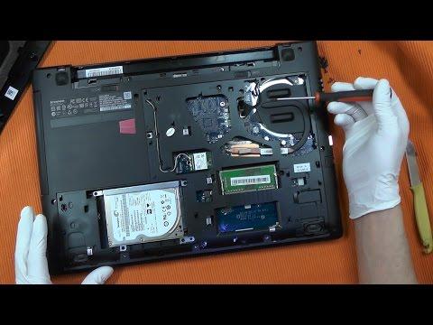Lenovo ideaPad G50 Upgrade Ram HDD SSD G50-30 G50-70 45