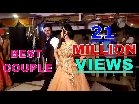 Best Wedding Sangeet Medly  Mix Song Bride & Groom Couple Dance Performance By Dplanet ( Sushant )