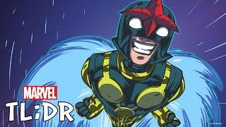 Nova | Marvel TL;DR