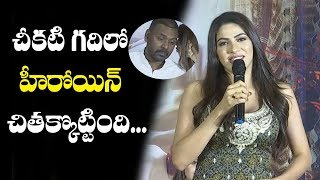 Heroine Nikki Tamboli Speech at Kanchana 3 Movie Success Meet | Raghava Lawrence | Top Telugu Media