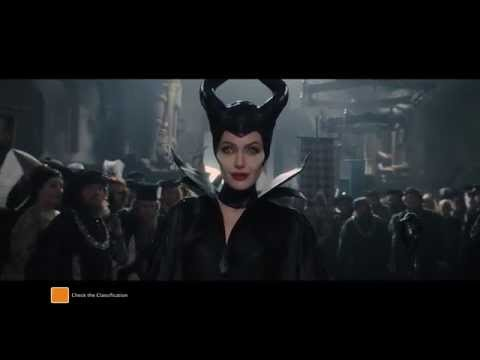 Maleficent | Angelina Jolie | Awkward Situation | Available on Blu-Ray, DVD & Digital Now