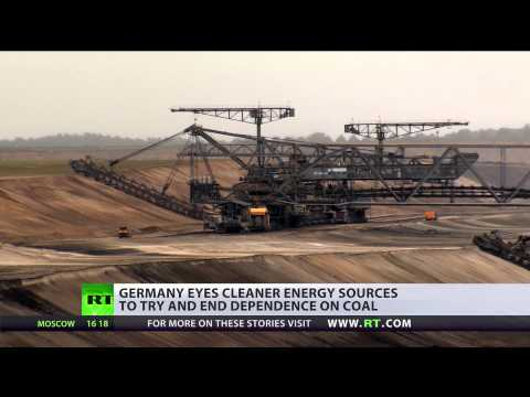 Goodbye to Coal: Germany eyes cleaner energy sources