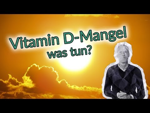 Vitamin D / Vitamin D Mangel bekämpfen/ Prof. Ingo Froböse