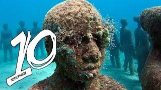 Najbardziej Tajemnicze Podwodne Odkrycia