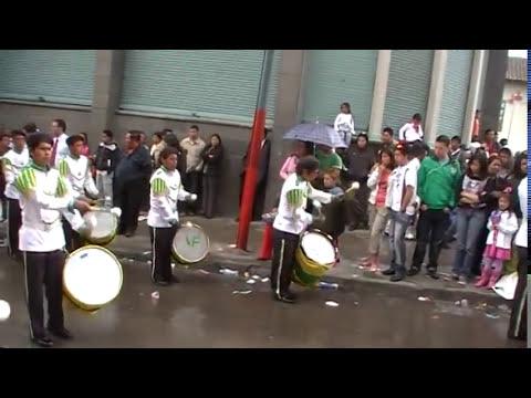 Banda de guerra del Instituto Tecnologico Vicente Fierro