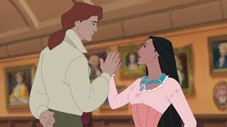 Pocahontas 2  Wait  39 Till He Sees You  Canadian French Hd