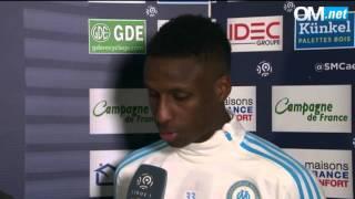 Bouna Sarr - Olympique de Marseille: ''On a gagné avec la manière''