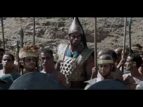 WEA Episode Guide to the Bible Conan Stevens Goliath