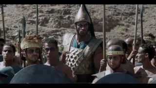 'The Bible' - Dr. Tunnicliffe Comments on the Scene of David and Goliath