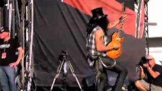 Slash - Back From Cali feat Myles Kennedy