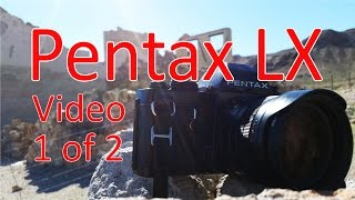 Pentax LX Video Manual 1 of 2
