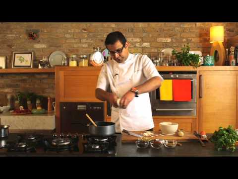 Lamb Rogan Josh with chef Atul Kochhar