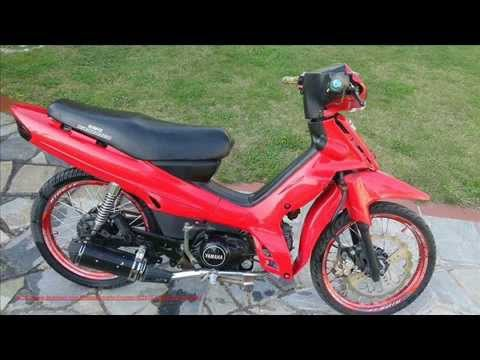 Yamaha crypton r 105