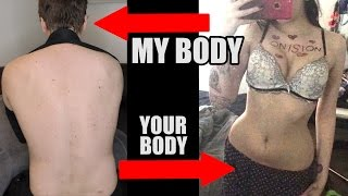 My Physical Flaws vs Yours (Onision & The Girls Who Watch Him)