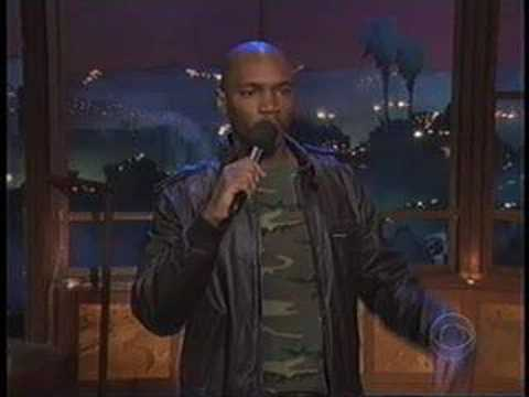 Ian Edwards on &quot;Craig Ferguson&quot;
