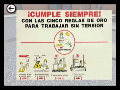Subestación eléctrica virtual. Grupo ISASTUR.wmv